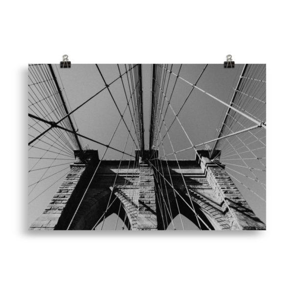 Brooklyn Bridge by Candima