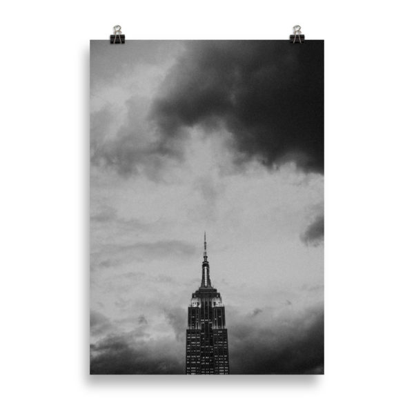 Empire State Building by Candima