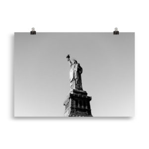 Statue of Liberty by Candima