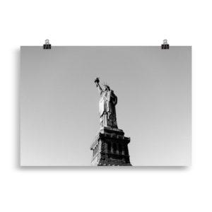Statue of Liberty by Candima