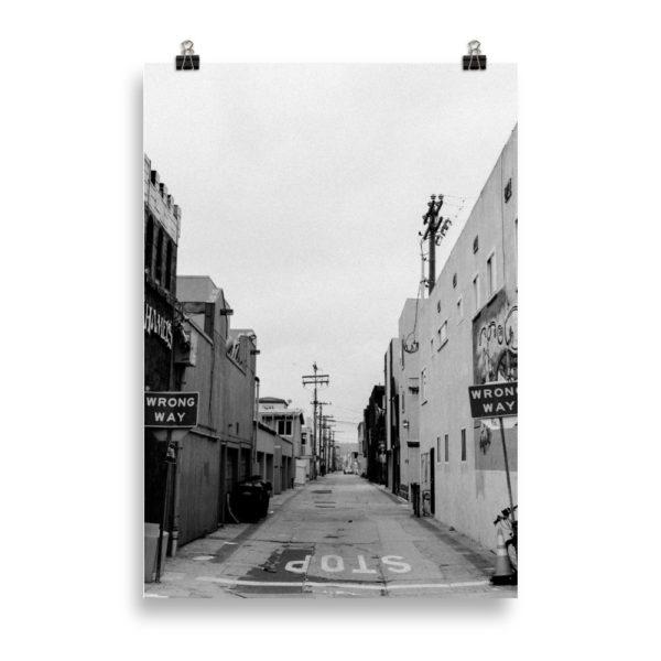 Street View San Diego by Candima