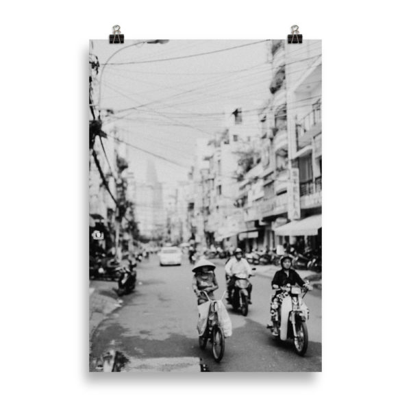 Vietnam out of Focus by Candima